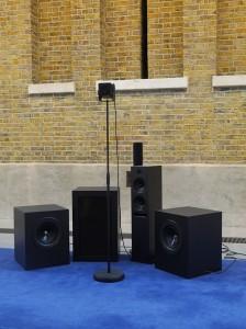 Corridor audio