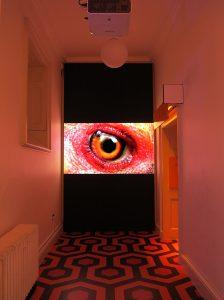 koen V eye